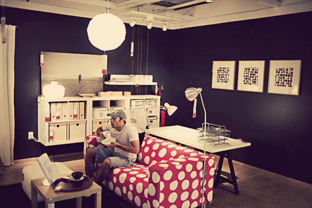 What It Would Be Like to Live in IKEA