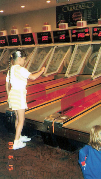 Arcade Rooms in the 1980