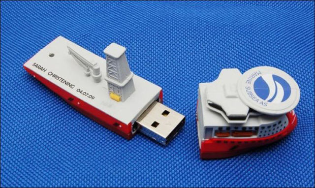 One of a Kind Flash Drives