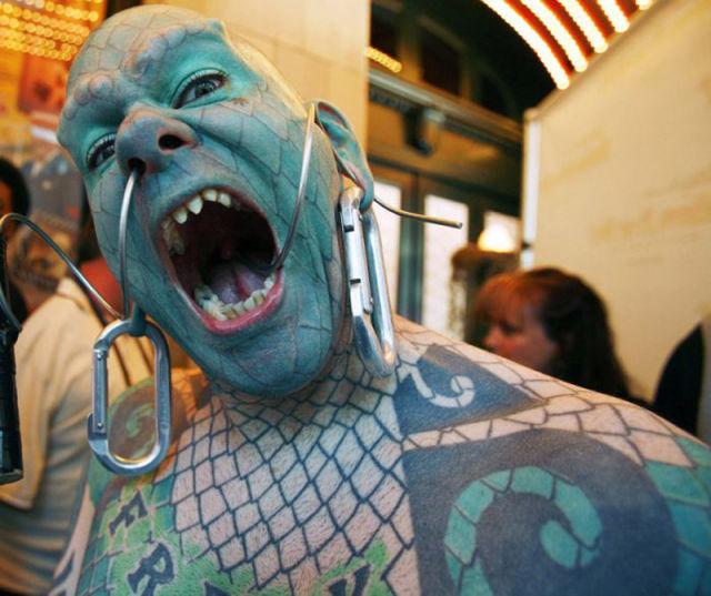 Insane Life Altering Tattoos