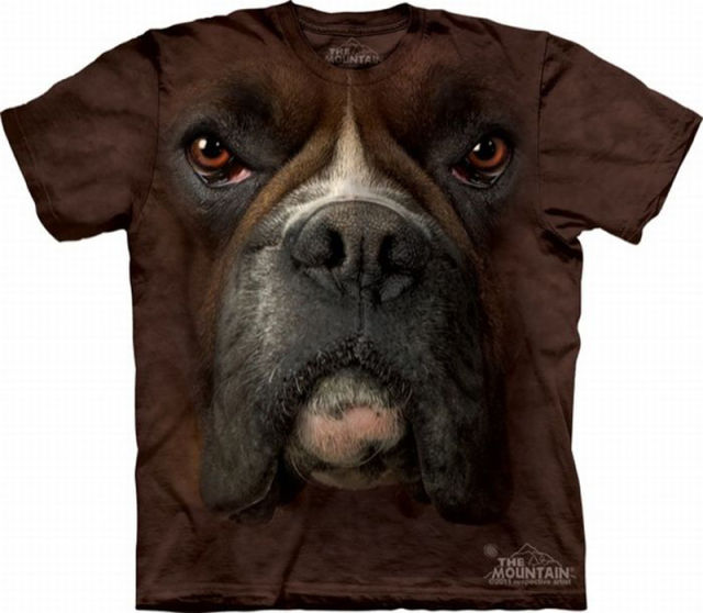 T-Shirts with Animal Faces