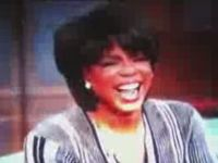 Oprah Laughs at Lady with Bad Weave