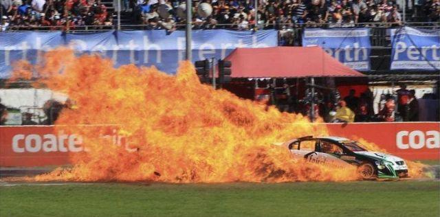 Hellish Crash in Australia