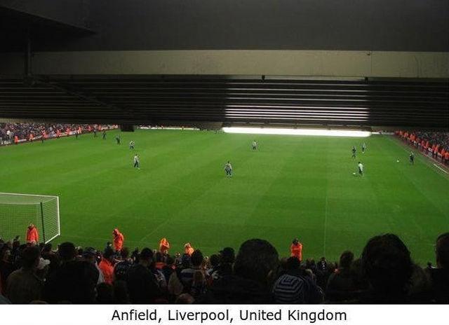 """The """"Best"""" Stadium Places"""