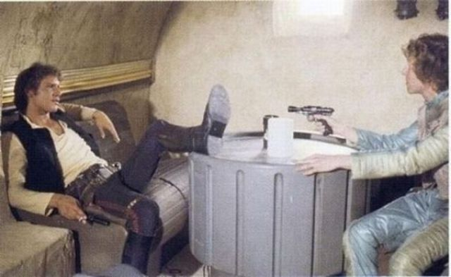 Behind the Scenes: Star Wars