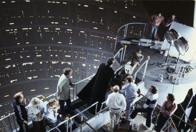 Behind the Scenes: Star Wars