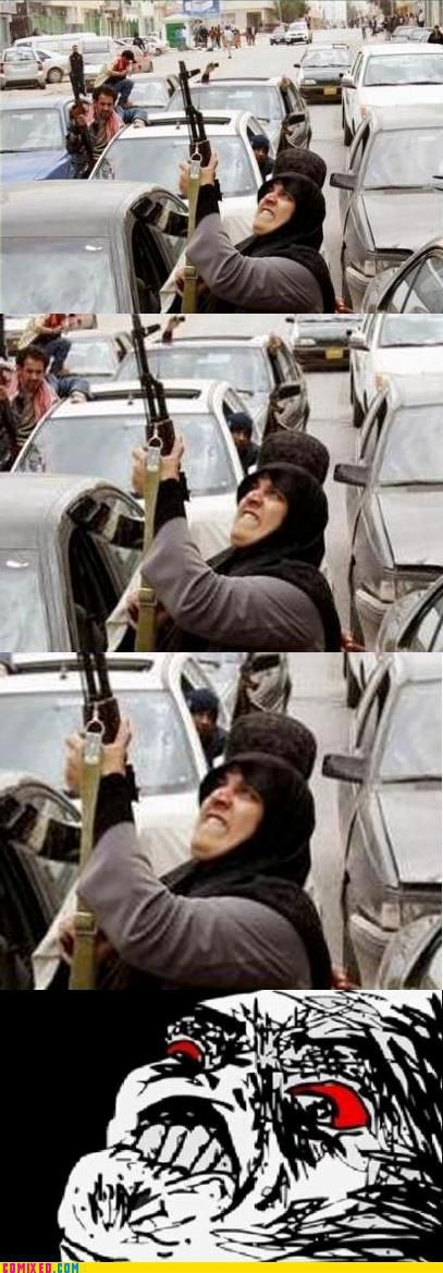 Funny commixed pictures. Part 8