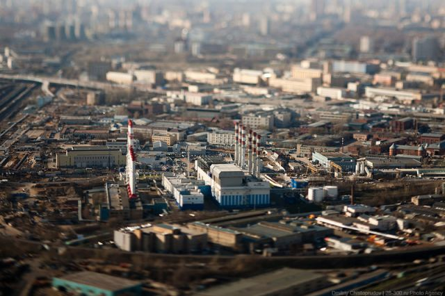 Awesome Moscow Miniature Photos