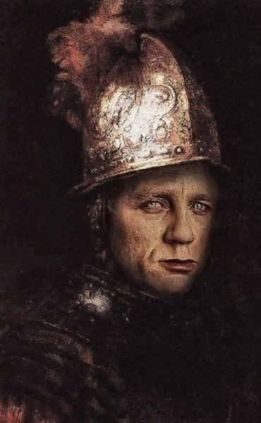 Impressive Renaissance Portraits of Modern Day Celebrities