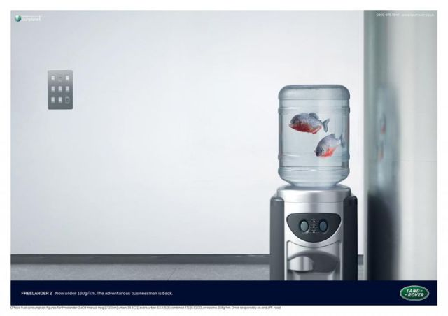 Incredibly Creative Ads From Across the World