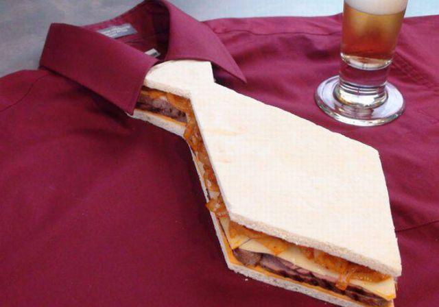 Mind-Blowing Sandwich Art