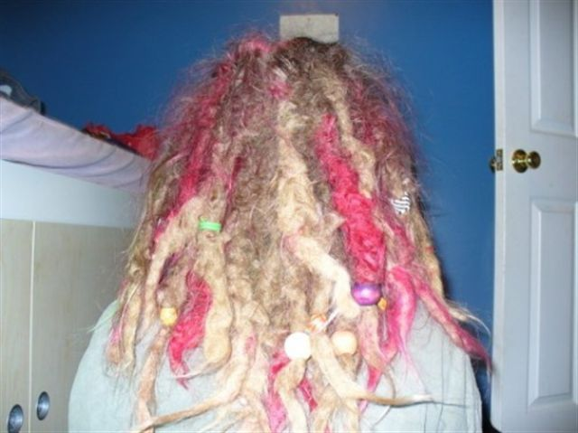 Nasty Tangled And Matted Dreadlock Pictures 25 Pics