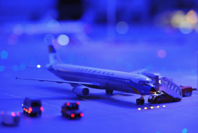 The biggest Model Airport in the World