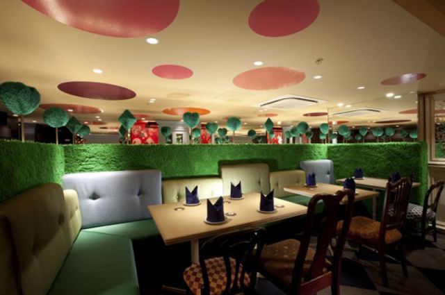 Alice in Wonderland Restaurant