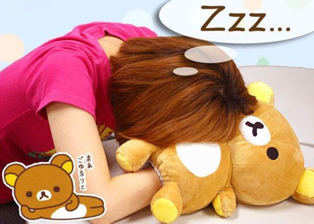 Interesting Japanese Pillow