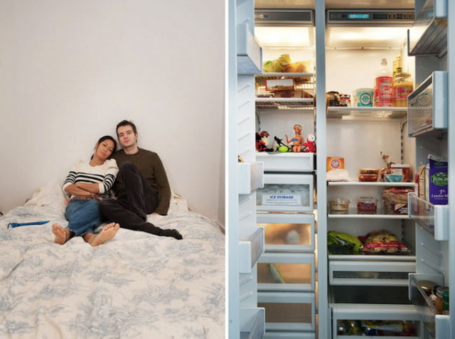 The Relationship between People and Their Refrigerators