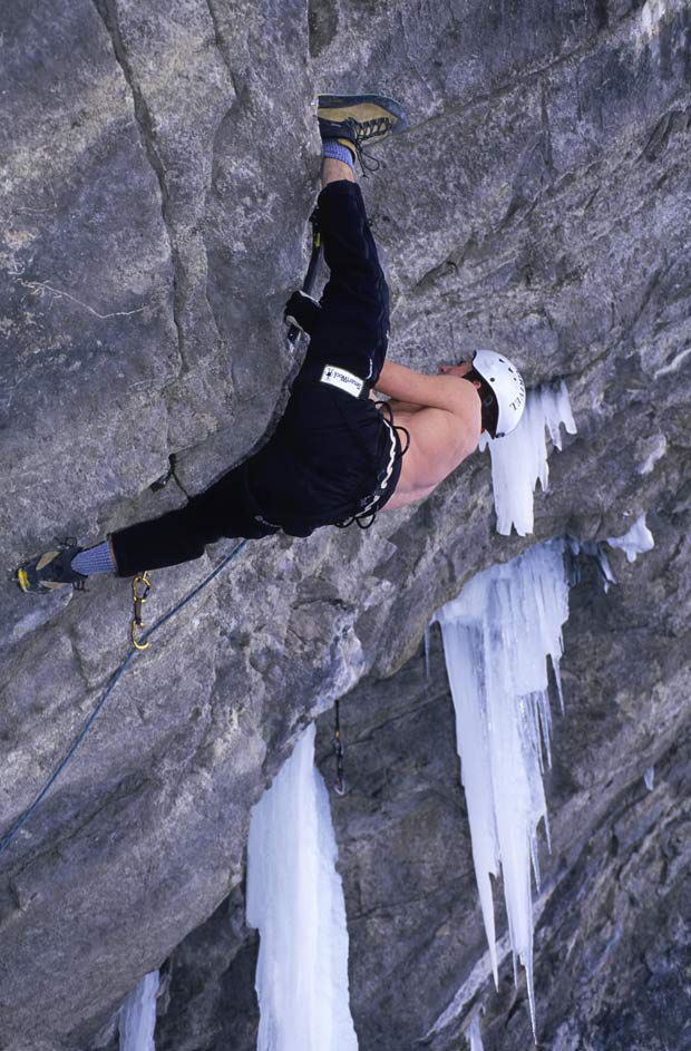 Extreme Rock Climbing and Mountaineering