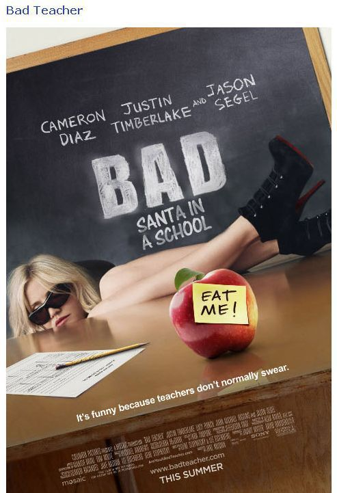 If Movie Posters Were Completely Honest