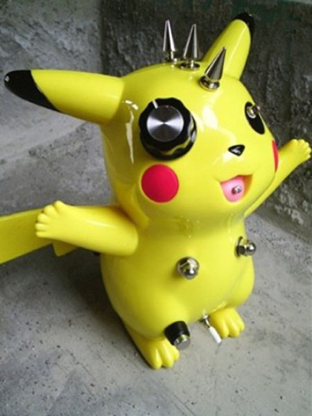 Strange and Bizarre Toys