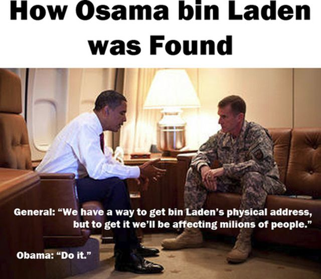 How Obama Found Osama