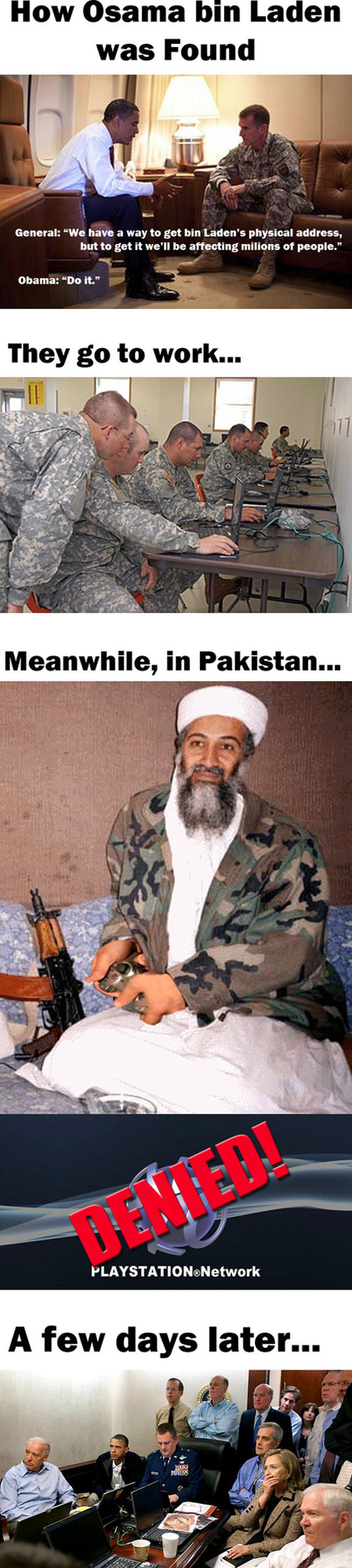 How Obama Found Osama