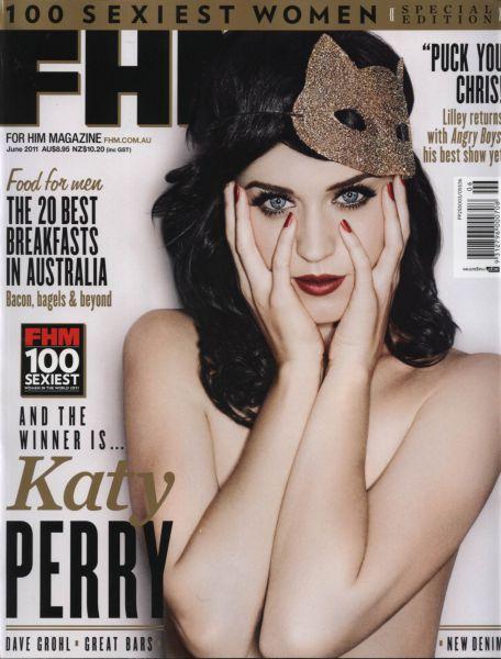Top Sexy Ladies According to FHM