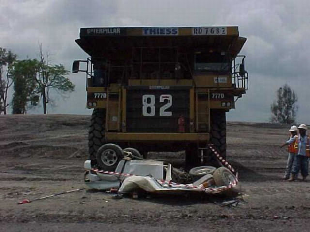 Truck Disasters