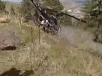 A Helicopter Crashed in Colorado