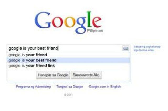 Ask Google