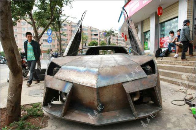 New Lamborghini Reventon for $14,000