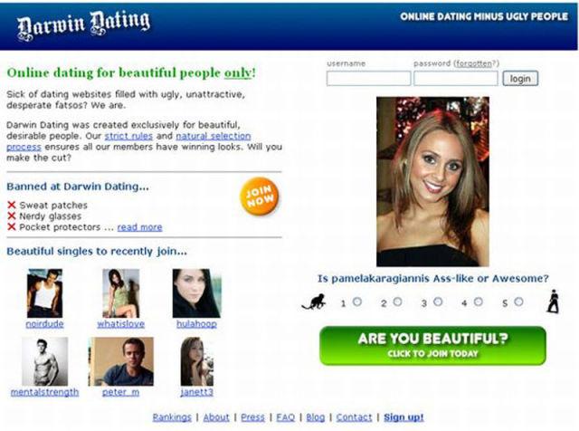 weird dating site profiles