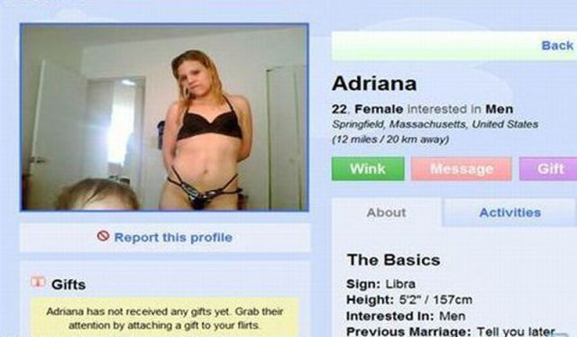 Weird Dating Profiles and Facts
