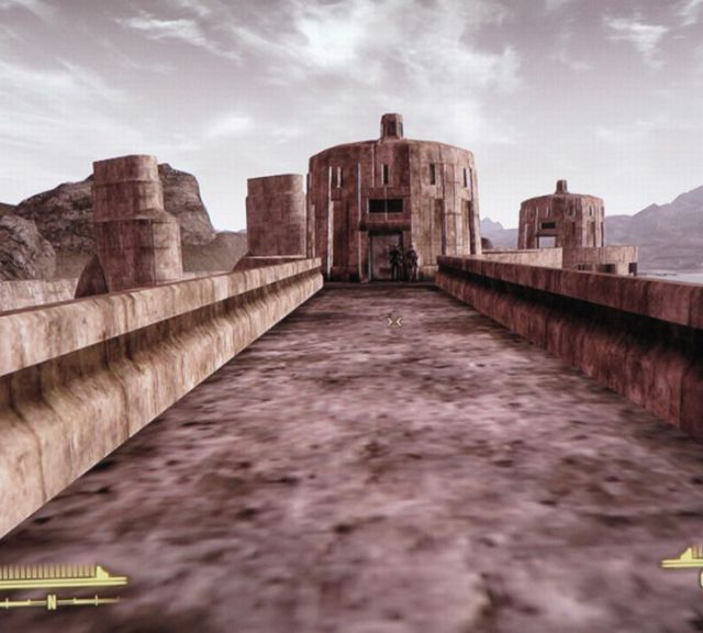 Fallout: New Vegas vs. Real Locations