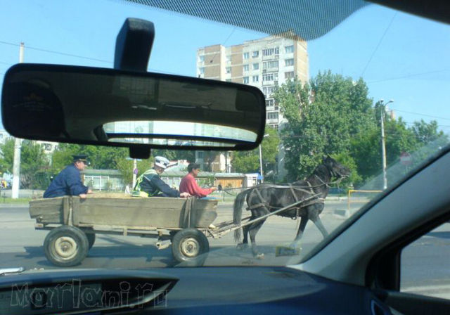 Transportation in Romania
