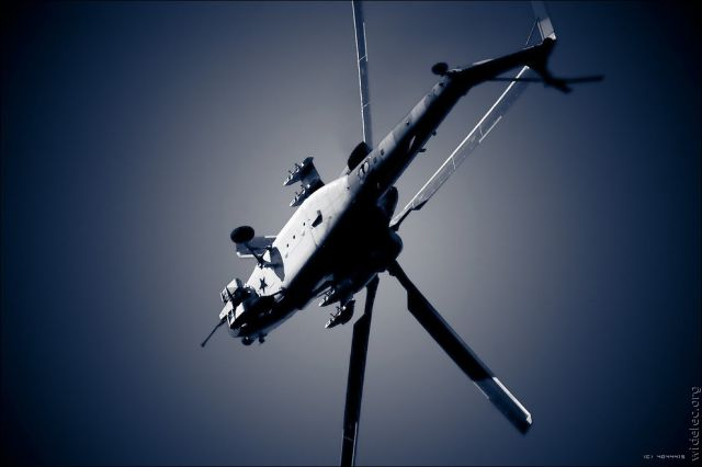 A Closer Look at Helicopters