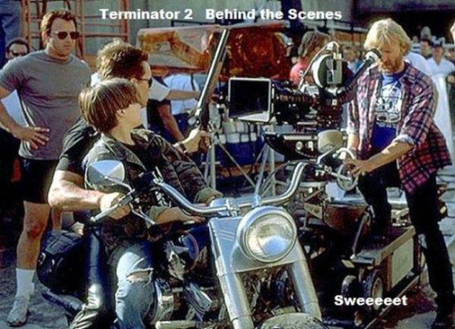 Famous Movies: Behind the Scenes