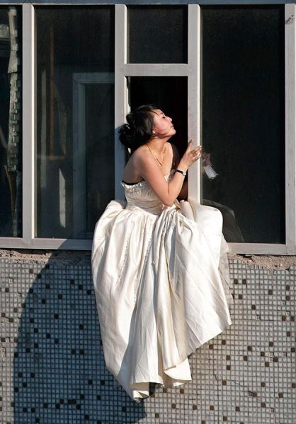 How a Jilted Bride Was Saved
