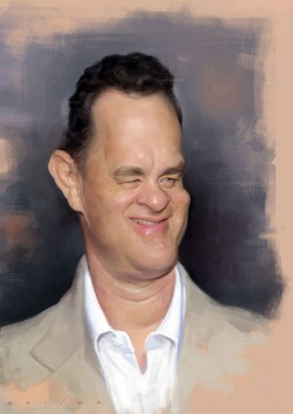Awesome Celebrity Caricatures