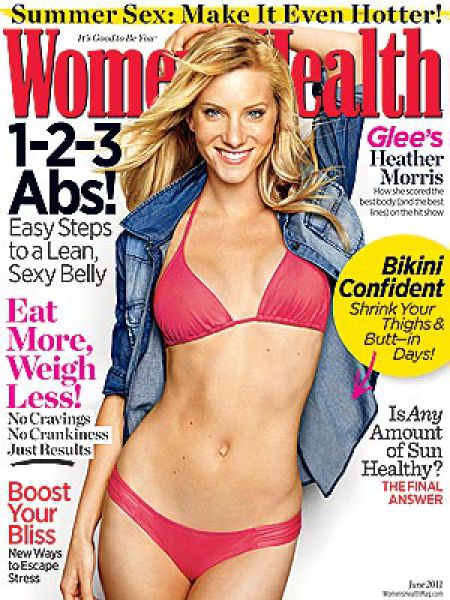 Eye on Stars: Heather Morris Flaunts Her Bikini Body and Other Hollywood News