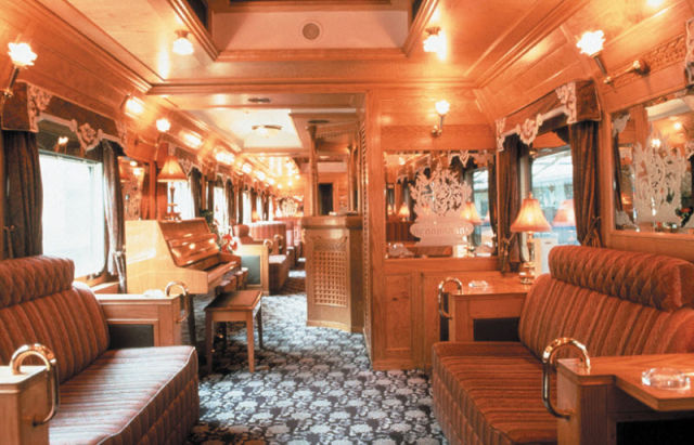 Luxury Express Listed in the World's Top 25 Trains