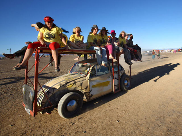The Festival of Radical Self-Expression in South Africa