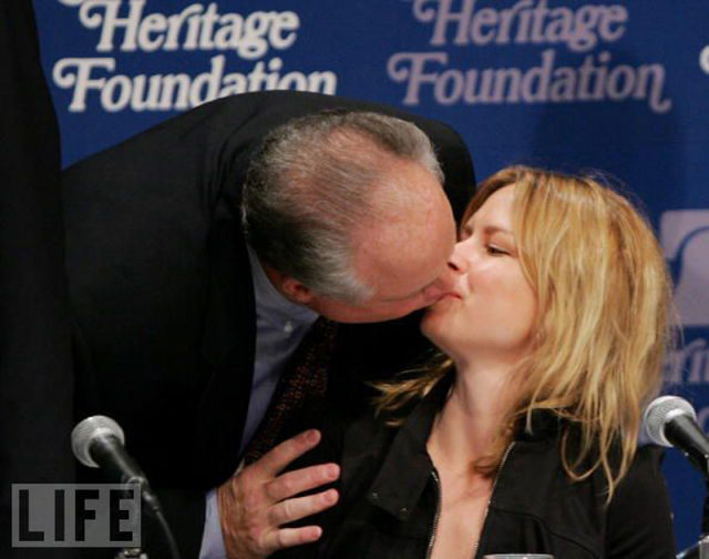 Awkward Kisses and Embraces of Famous People