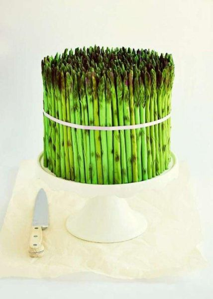 Do You Think This Is Asparagus?