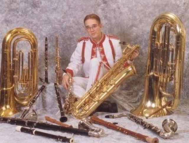 Weird Senior Photos