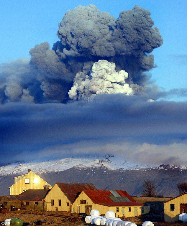 Grimsvotn Eruption