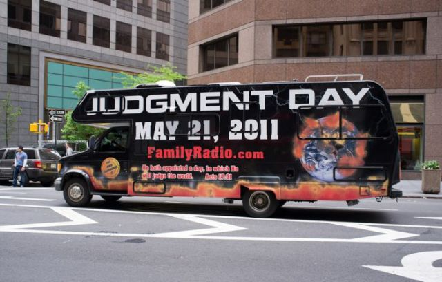No Judgement Day