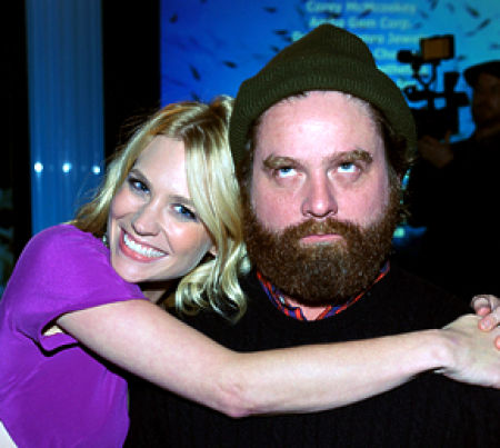 Eye on Stars: Zach Galifianakis Disses January Jones And Other Hollywood News