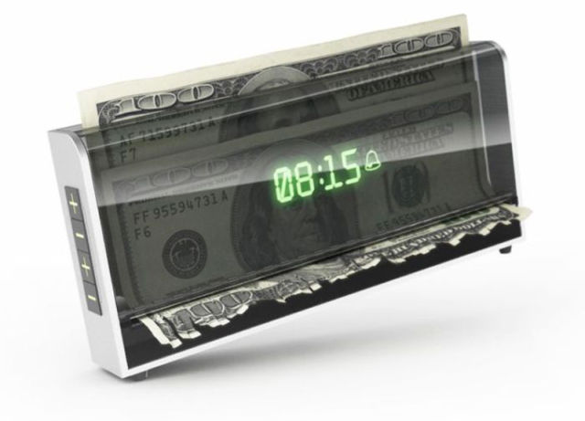 Marvellous Alarm Clock for Those Who Can't Wake Up