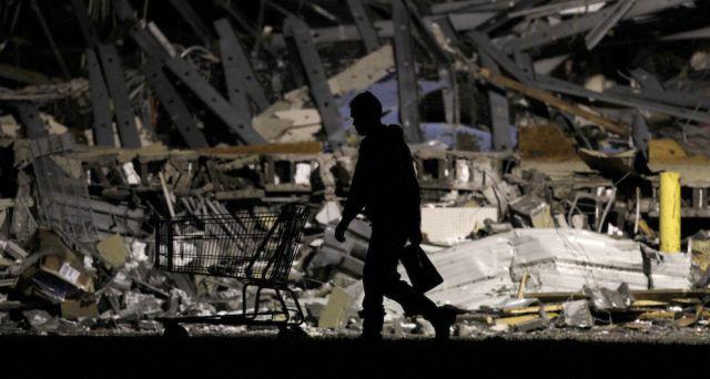 Tornado in Joplin