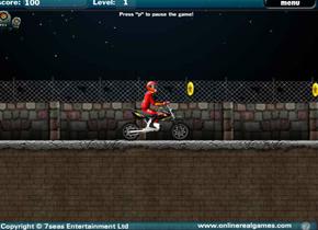 Street Biker Game
